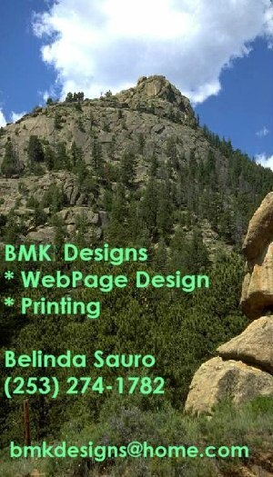 BMK Designs Business Card - Any Photo